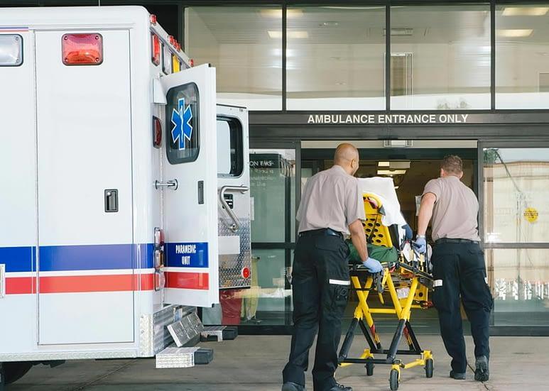 Ambulance story