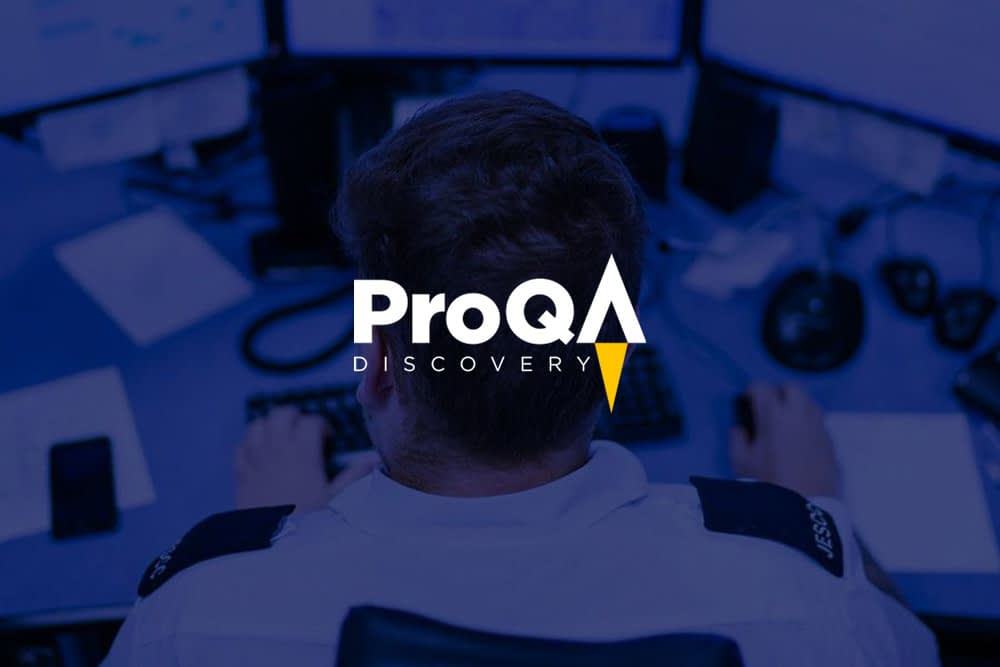 Infinity's technology underpins ProQA Discovery